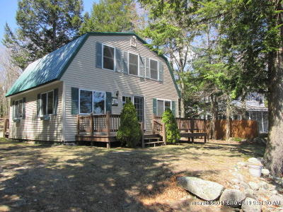Single Family Home For Sale: 428 Springy Pond Road