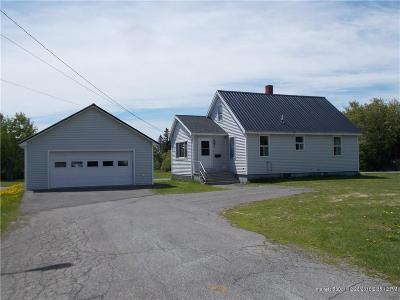Presque Isle Single Family Home For Sale: 18 Downing Place