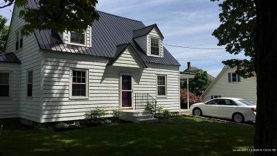 Presque Isle ME Single Family Home For Sale: $125,000