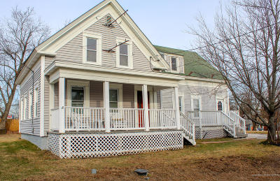 Scarborough ME Single Family Home For Sale: $420,000