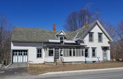 Single Family Home For Sale: 33 Main Street