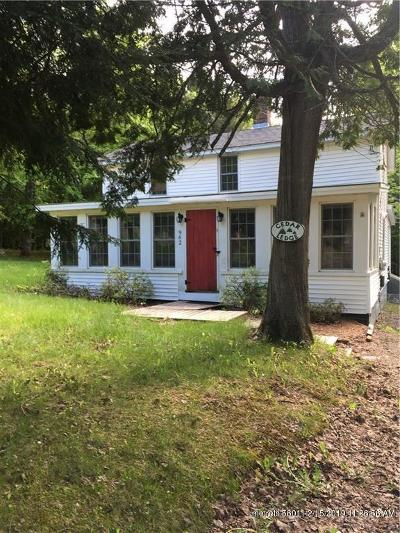 Single Family Home For Sale: 962 Greeley Landing Road