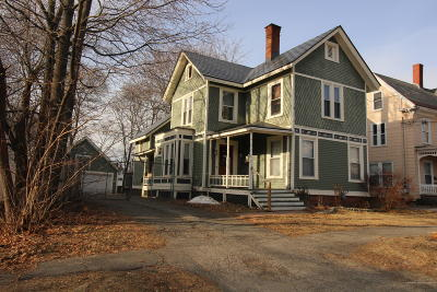 Brewer Single Family Home For Sale: 61 Holyoke Street