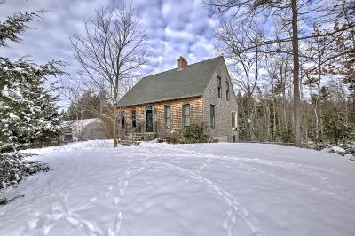Windham Single Family Home For Sale: 17 Chimera Hill Road