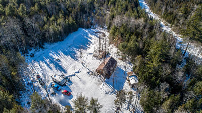 Single Family Home For Sale: 1281 County Road