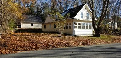 Single Family Home For Sale: 161 Shore Road
