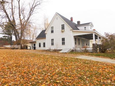 Single Family Home For Sale: 345 Main Street