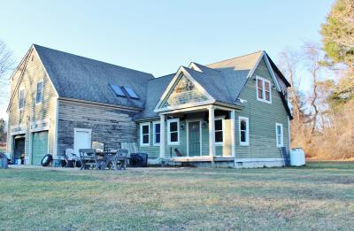 Wells Single Family Home For Sale: 2157 Post Road