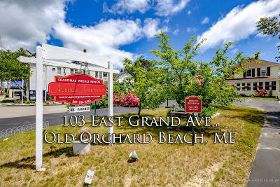 Old Orchard Beach ME Multi Family Home For Sale: $750,000