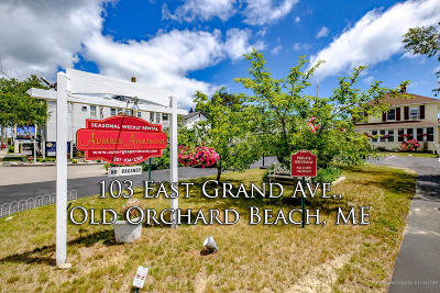 Old Orchard Beach ME Single Family Home For Sale: $750,000