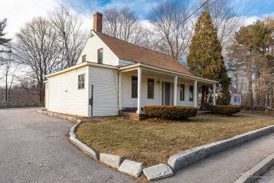 Kittery Single Family Home For Sale: 83 Rogers Road