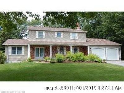 Veazie ME Single Family Home For Sale: $299,000