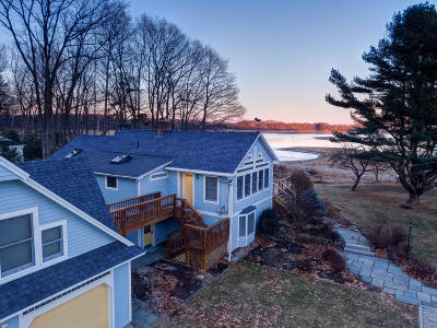 Kennebunkport Single Family Home For Sale: 10R Eel Bridge Lane