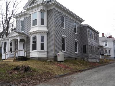 Multi Family Home For Sale: 27 Maple Street