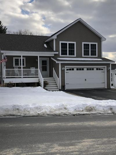 Windham Single Family Home For Sale: Lot 8 Meredith Drive