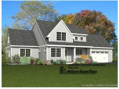 Kittery Single Family Home For Sale: 2 Milliken Cove