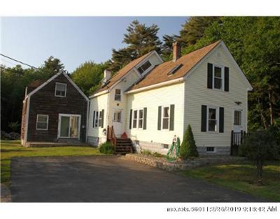 Kennebunk Single Family Home For Sale: 187 Western Avenue