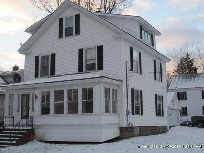 Bangor ME Single Family Home For Sale: $189,900