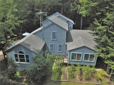 Single Family Home For Sale: 21 Big Rock Road