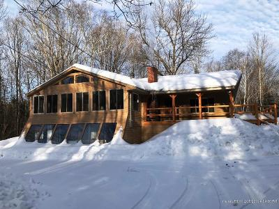Single Family Home For Sale: 328 Range Road