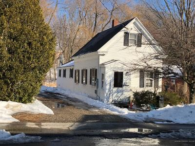 Kennebunk Single Family Home For Sale: 30 Water Street