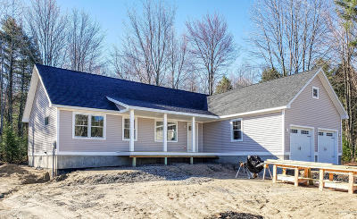 Old Orchard Beach ME Single Family Home For Sale: $424,900