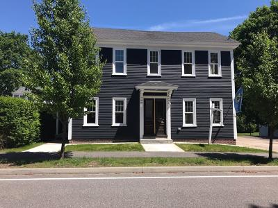 Kennebunk Condo For Sale: 24 Brown Street #A