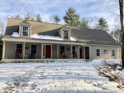 Kennebunk Single Family Home For Sale: 6 Harrisecket Road Road