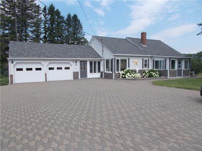 Frenchville Single Family Home For Sale: 48 Us Route 1 Rt 1