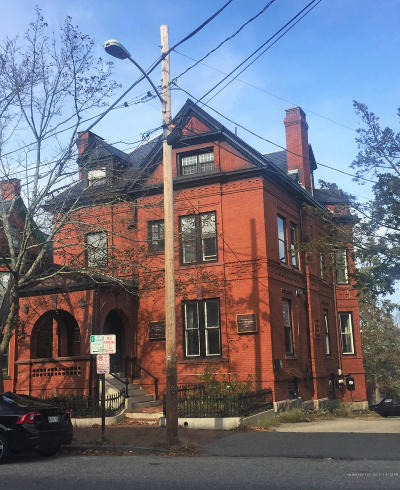 Portland Single Family Home For Sale: 765 Congress Street