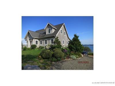 Single Family Home For Sale: 971 Mason Bay Road