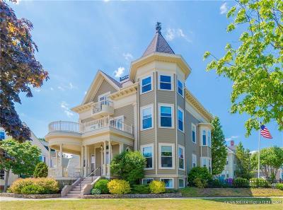 Portland Condo For Sale: 84 Eastern Promenade #3