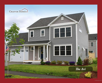 Scarborough ME Single Family Home For Sale: $360,000