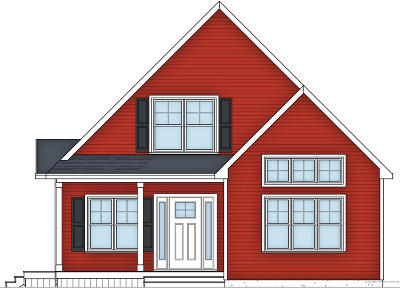 Scarborough ME Single Family Home For Sale: $315,000