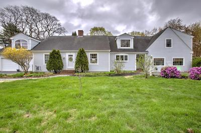 Falmouth Single Family Home For Sale: 14 Fern Avenue