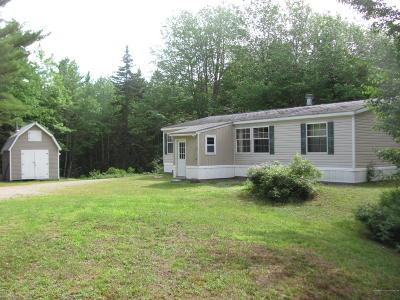 Sullivan Single Family Home For Sale: 156 Bert Gray Road