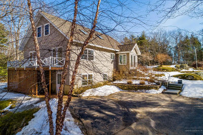 York Single Family Home For Sale: 249 Clay Hill Road