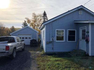 Caribou Single Family Home For Sale: 16 Bradley Street