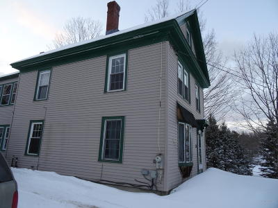 Single Family Home For Sale: 32 Union Street