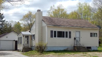 Milo Single Family Home For Sale: 62 West Main Street