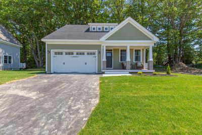 Portland Single Family Home For Sale: 34 Black Sparrow Drive