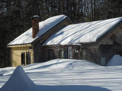 Single Family Home For Sale: 192 Steadmans Landing Road