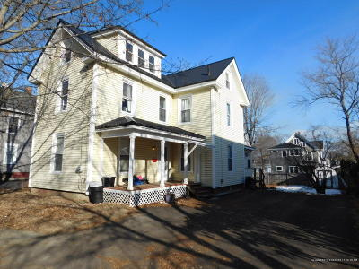 Single Family Home For Sale: 113 Grove Street