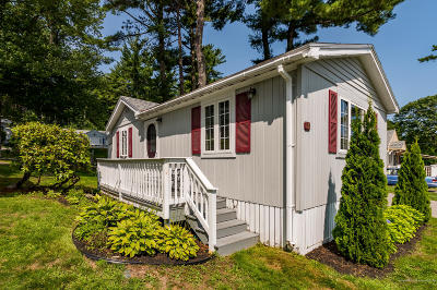 Ogunquit Single Family Home For Sale: 50 Eastwind Lane