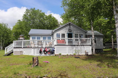 Westmanland Single Family Home For Sale: 787 Little Madawaska Lake Road