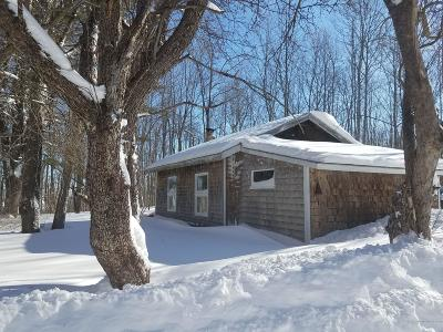 Single Family Home For Sale: 383 Goshen Road