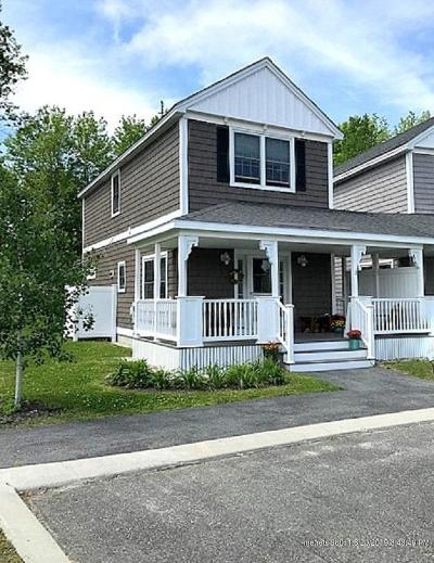 Kennebunk Condo For Sale: 3 Coastal Woods Drive # 2