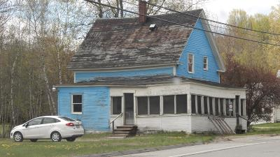 Milo Multi Family Home For Sale: 64 West Main Street