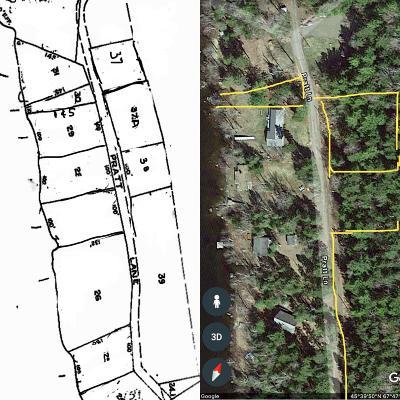 Residential Lots & Land For Sale: Pratt Lane