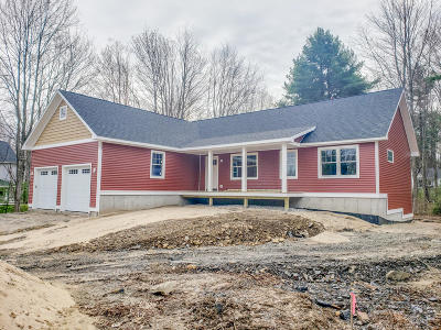 Old Orchard Beach Single Family Home For Sale: 4 Casey Lane